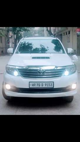 Toyota Fortuner 2015 December automatic transmission