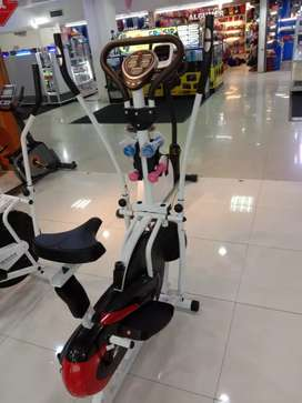 Sepeda Fitness Multifungsi free Babel Promo Bunga0%