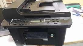 HP LaserJet m1536dnf MFP printer
