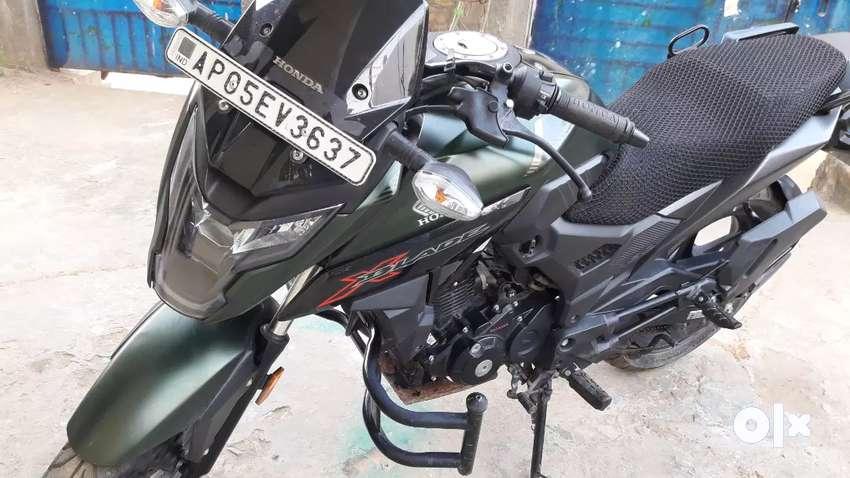 Honda xblade 0