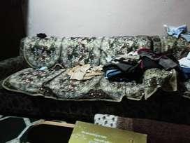 Maharaja sofa 3+1+1 seater