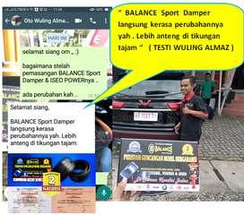 peredam guncangan mobil BALANCE DAMPER  tersedia di kota sampit