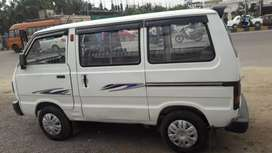 Maruti Suzuki Omni 2012 Petrol Good Condition