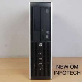 HP/LENOVO i3/4GB/500GB CPU WITH WARRENTY
