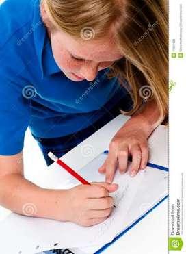 Handwriting work part time work home__