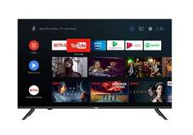 100 cm screen size || 4k ultra hd || smart android led tv