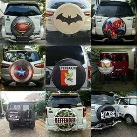 Cover/Sarung Ban serep Taruna Rush CRV Panther very nice Ada Katalogny