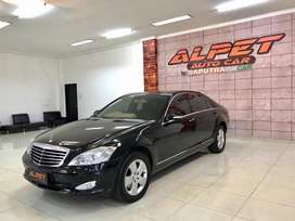 Mercedes Benz S350 2009, km 55rb SAC