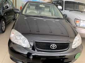 Toyota Corolla on just 20% down payment