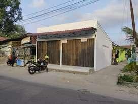 Sewa Kontrak Ruko/Kios Per 6 Bulan di Jl. Pancasila simpang Jl. Bromo