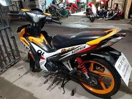 Honda blade repsol 125 DD pjk panjang.