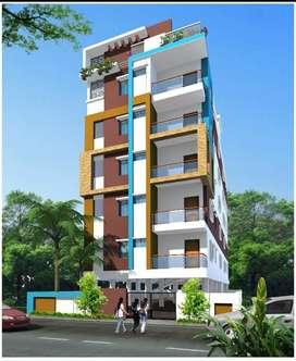 new venture under construction in shanti nagar main road eluru,