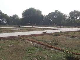 near makdikheda kalyanpur sociaty ka saste daam me plot