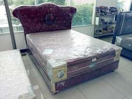 Spring bed Merak / Tempat tidur fillow top