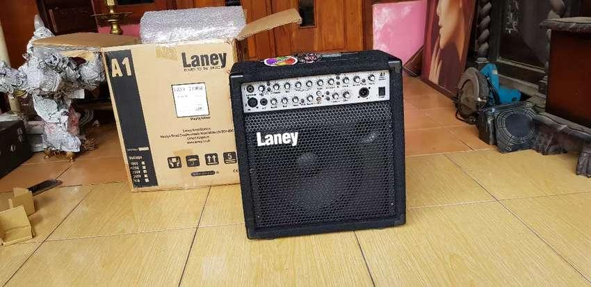 laney a1 acoustic amplifier england