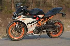 KTM 390 very good condition