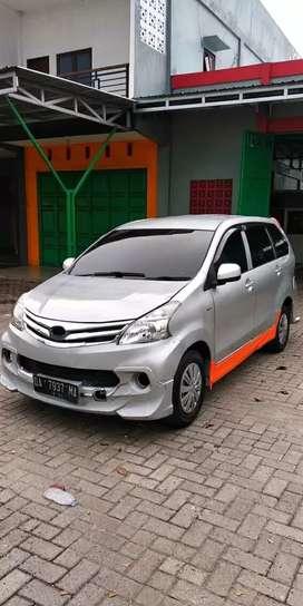 Dijual cepat Mobil Avanza 2014