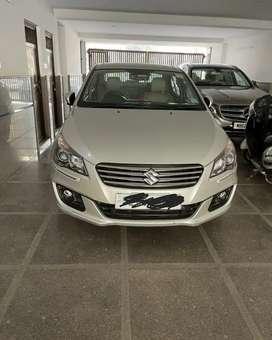Ciaz 2017 diesel for immediate sale. Kalkaji