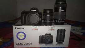 conon 200d II 45000, gud condition hai only 10 month