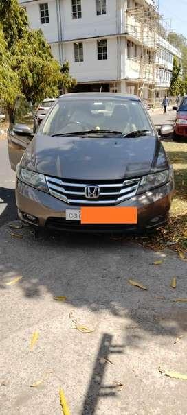 Honda City i-VTEC CVT V, 2013, Petrol
