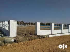 ^Highway Facing% plot available/ for sale in Hyderabad