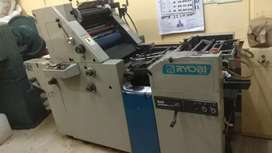 Offset printing machine A3  size print for sale