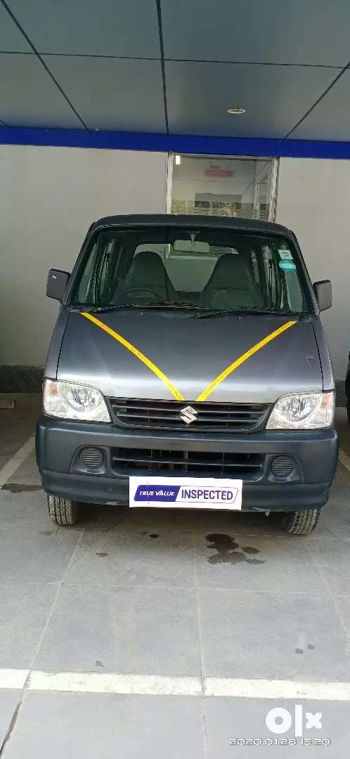 ECCO WELL MAINTAIN INSPECTED CAR. 0