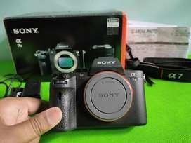 Sony A7 ii sc 1××× Garansi Resmi Sony Sampai November 2020