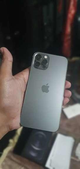 Iphone 12 pro 256gb ZPA likee neww umur sebulan space grey