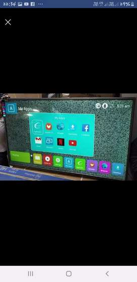 Samsung Panel inside and sony panel32LED TV HD With 2 year warr