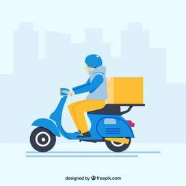 Urgent Opening For Delivery Boy Pune Pimpri Location