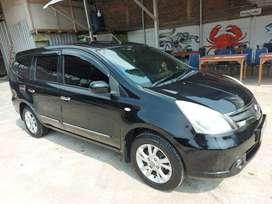 Nissan Grand Livina 2012 1.5 XV A/T Black