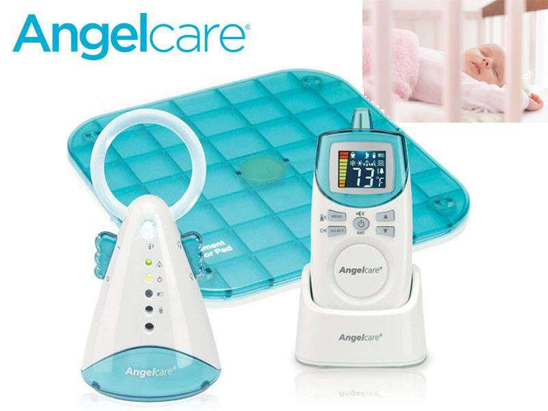 Angelcare Movement and Sound Baby Monitor Like Avent Tommee BT Choice 0