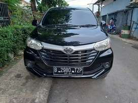 Avanza E th 2018 manual hitam
