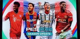 PES 2021 game XBOX 360 SEASON UPDATE