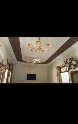 4th floor with roof Best location in liaqtabad no.1