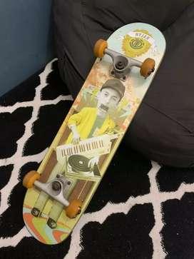Skateboard Skate Nyjah Element