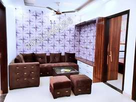 3 bhk flat wid Chimney,LED Pannels,Vedio Door Phone in gated society