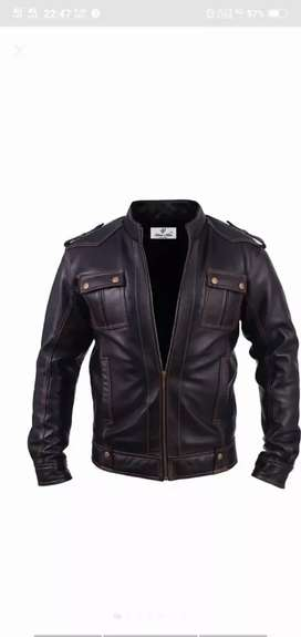 Pure Leather jacket direct from factory.