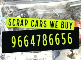 Brbd. Rusted cars scrap unused old 15 years old cars scrap we buy