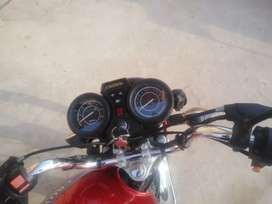 Bike 100cc Self Start for Urgent Sale