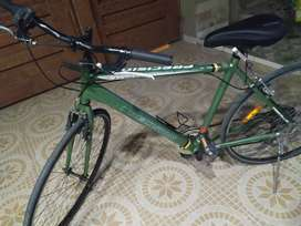 "Sale offer: Hybrid Bike Precision 21"" size"