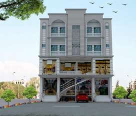 SHOP FOR SALE AT PRIME LOCATION IN B-17 ISLAMABAD