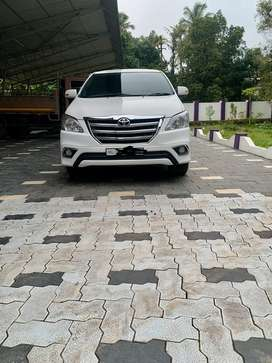 Toyota Innova 2014 Diesel Good Condition