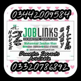 HMaids Babysitters Cook Driver Attendant Nurse Nanny available 24/7/3