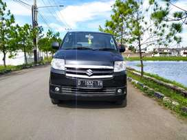 Dp 13 jt.! Kredit murah Suzuki Apv GX manual 2013 new look.!!