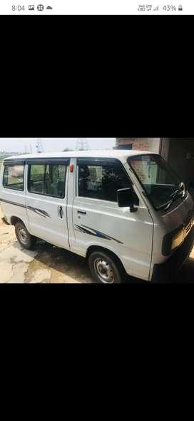 Maruti Suzuki Omni 2015 Petrol Good Condition