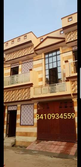 Newly constructed house in bank colony near bread factory khushalpur