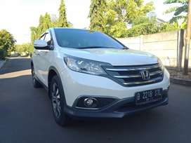 Honda CRV 2.4 tahun 2014 Automatic mulus Full Orisinil