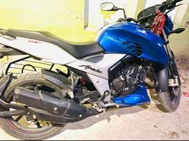 160RTR, ABS TECHNOLOGY, BLUE COLOUR, BEST CONDITION